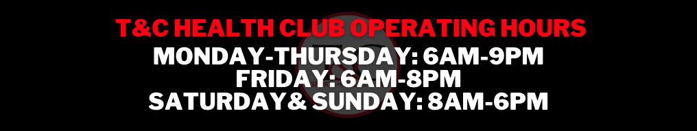 T&C Operating Hours